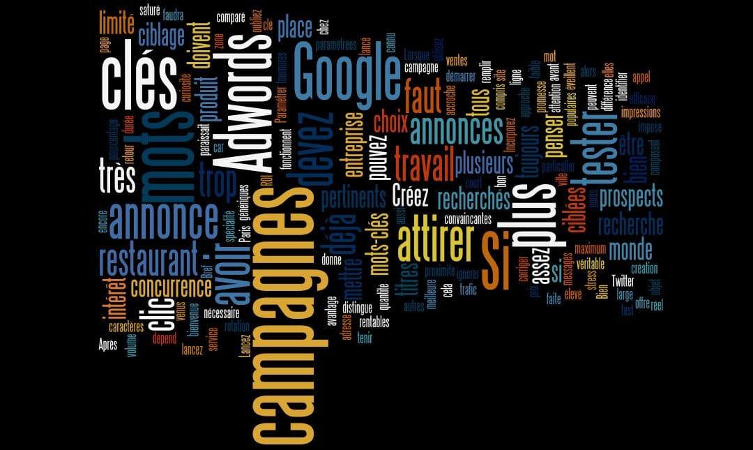 4 nouveautés Adwords que vous devez connaître