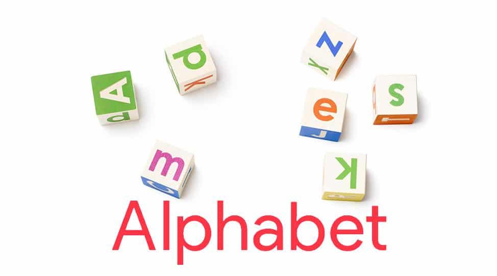 Google devient Alphabet et repense son organisation