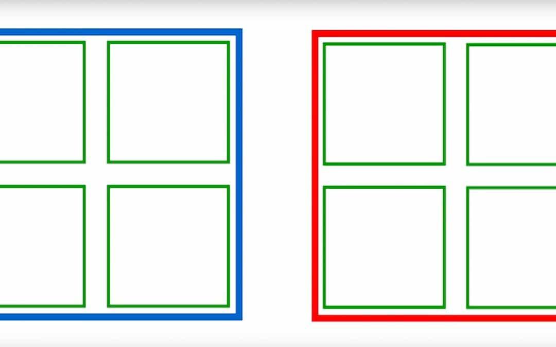 Comprenez les différences entre regroupements de contenu et dimensions personnalisées