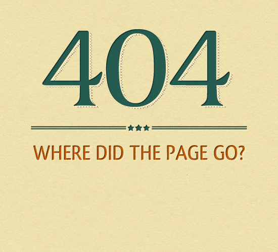 Paramétrez le tracking de vos pages 404 dans Google Analytics