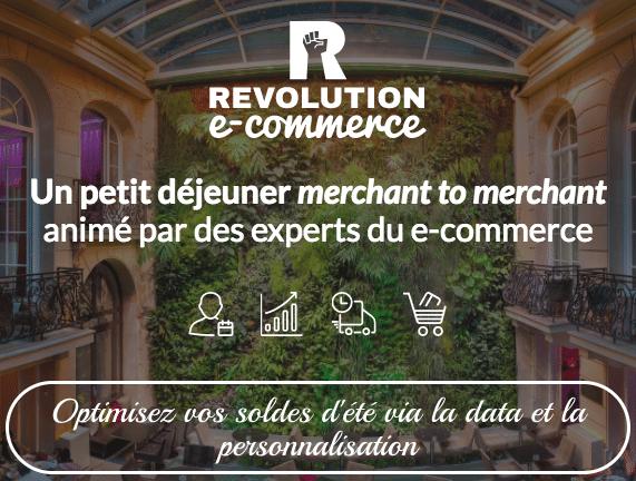 Revolution ecommerce