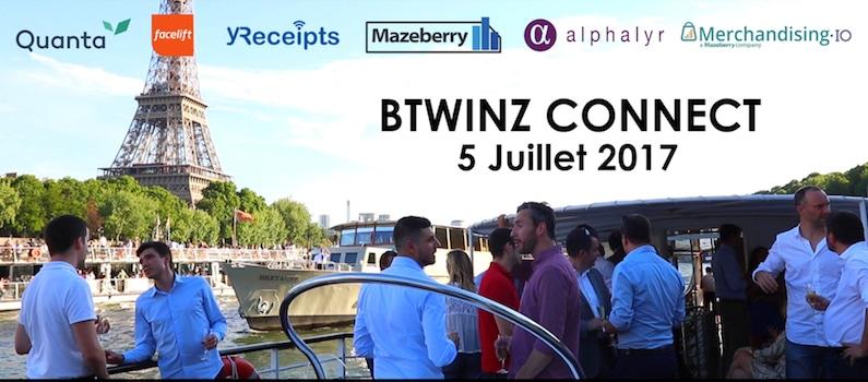 Retour sur l'événement phare de notre écosystème : le Btwinz Connect le 5 Juillet 2017 !