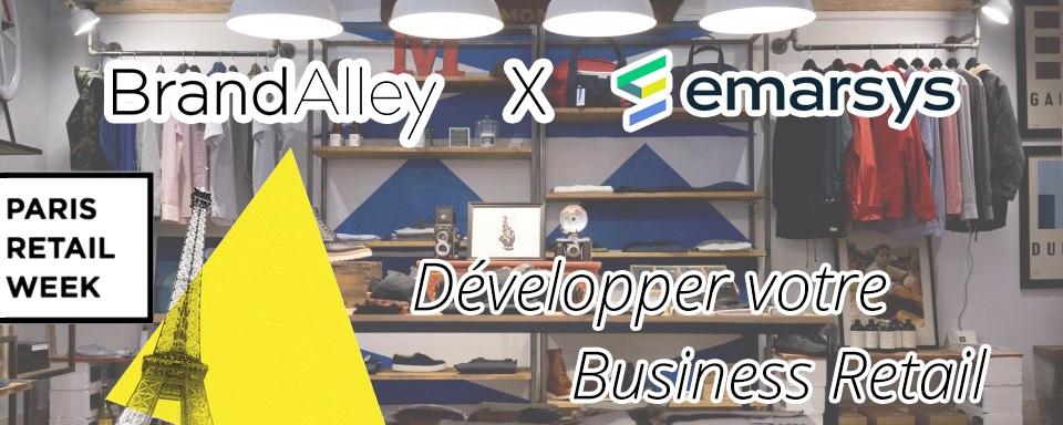 [Paris Retail Week] BrandAlley X Emarsys
