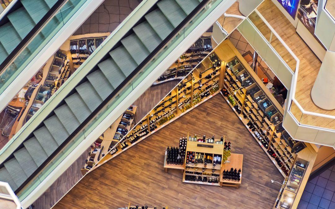 Retailer données web