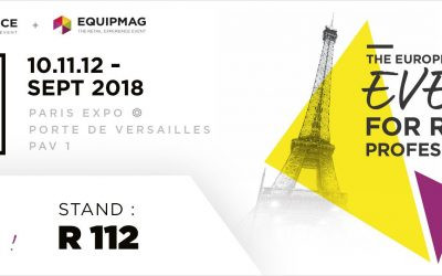 Paris Retail Week – 10 au 12 septembre