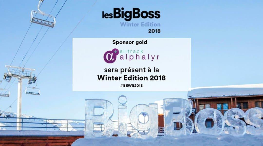 Alphalyr au BigBoss Winter Edition 2018