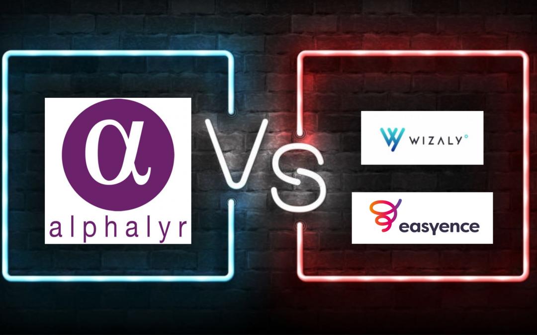 Comparatif solutions d'attribution : Alphalyr vs Easyence vs Wizaly